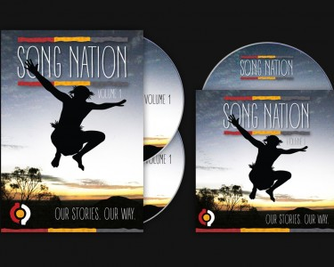 Desert Pea Media Song Nation Release