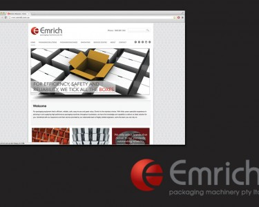 Emrich Rebrand & Website